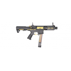 G&G ARP 9 CQB Carbine Airsoft AEG (Limited Gold Stealth Edition)