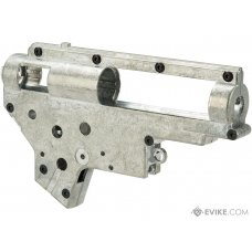 King Arms Ver.2 Gearbox Shell w/ Quick Change Spring