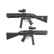 CYMA MP5 With Custom Swordfish Handguard