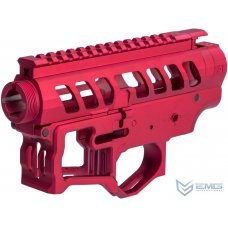 EMG F-1 Firearms Officially Licensed Full Metal M4 Receiver Set (Red)
