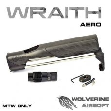 Wolverine WRAITH AERO Air Stock - FOR MTW ONLY
