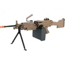 A&K M249 Mk2 (TAN)