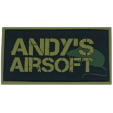Andy's Airsoft Patch (PVC)