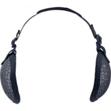 Valken Wire Mesh Ear Protectors black