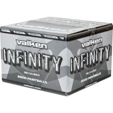 Valken Infinity Paintballs 2000ct 68 caliber