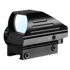 Red/Green Dot Sight w/ 4 Reticle Options hd4