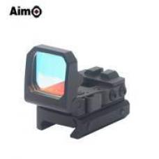 AimO Flip Reflex Red Dot Sight aim-o