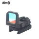 AimO Flip Reflex Red Dot Sight aim-o