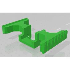 3d printed c9a2 rail
