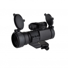 AimO M2 Red Dot with Cantilever mount - BK aim-o