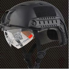 Emerson FAST Helmet Black BJ