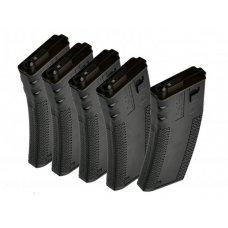 Socom Gear TROY M4/M16 190R mid-cap Magazine Black (one mag)