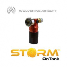 Wolverine STORM On Tank regulator