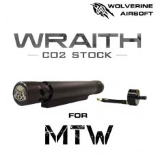 Wolverine WRAITH CO2 Stock - FOR MTW ONLY