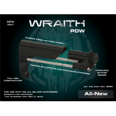 Wolverine WRAITH AERO PDW CO2 Stock - FOR MTW ONLY