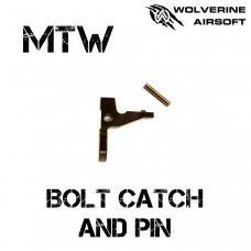 Wolverine MTW Bolt Catch & Pin