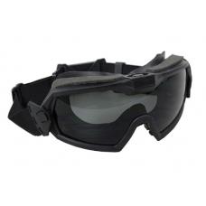 Fan Goggles black FMA (smith style)
