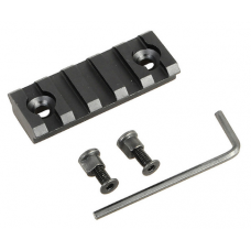5 Slot Aluminum m-lok rail set