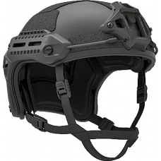 PTS MTEK FLUX Helmet (Black)
