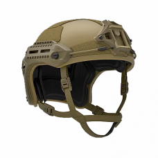 PTS MTEK FLUX Helmet (Coyote)