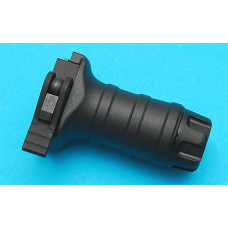 Stubby RIS QD Vertical Support Fore Grip Black
