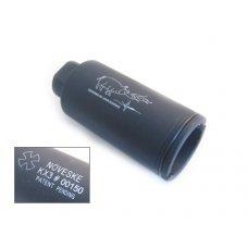 MadBull Noveske KX3 Sound Adjustable Flash Hider Black (fire pig)