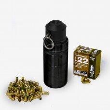 AI BANG 22 timer sound grenade BFG (uses ramset cartrages)