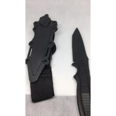 Krousis 141 Training Knife w/ Sheath