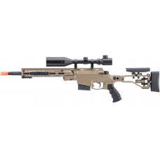 Ares MSR303 Quick-Takedown Bolt-Action Sniper Rifle (Dark Earth)