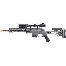 Ares MSR303 Quick-Takedown Bolt-Action Sniper Rifle (Titanium)