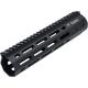 "Ares Octarms M-LOK M4/M16 Rail System (9"" / Black)"