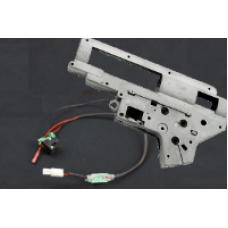 VFC V2 8mm Gearbox Shell w/ MOSFET Wiring Harness