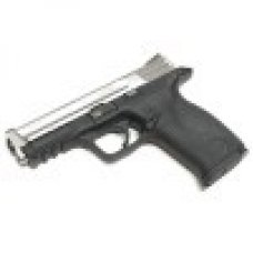WE M&P SILVER /W EXTENDED BARREL