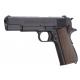Cybergun/WE Colt 1911 Gas Blowback Pistol (Green Gas)