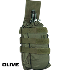 Valken Tank Pouch Black Tan Or OD