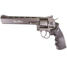 ASG Dan Wesson 8 Inch Airsoft gray CO2 Revolver