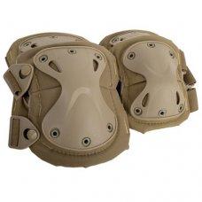 matrix Knee and Elbow Pads Set (tan)