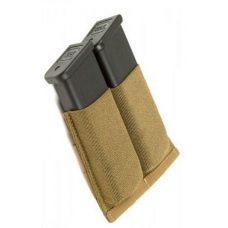 Shadow Strategic Low Profile Double Pistol Mag Pouch (coyote or OD)