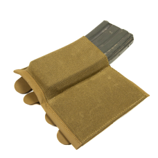 Shadow Strategic Low Profile Double M4 Mag Pouch (coyote or OD)