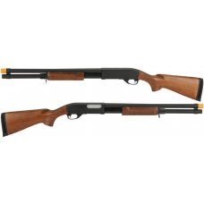 Classic Army S012P CA870 Spring Powered Shotgun with Metal Body