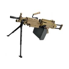 A&K M249 Para (Tan)