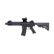 "Colt Licensed Elite Line M4 AEG by Cybergun (Model: M4 SBR w/ 8"" Quadrail)"