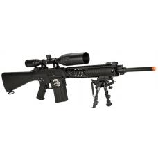 """A&K SR-25 """"Zombie Killer"""" sr25"""