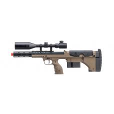 """Silverback Desert Tech SRS-A2 16"""" Bolt-Action Rifle (FDE/Right-Hand)"""