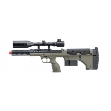 "Silverback Desert Tech SRS-A2 16"" Bolt-Action Rifle (OD/Right-Hand)"