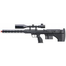 "Silverback Desert Tech SRS-A2 22"" Bolt-Action Rifle (Black/Right-Hand)"