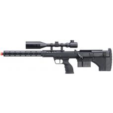 """Silverback Desert Tech SRS-A2 22"""" Bolt-Action Rifle (Black/Left-Hand)"""
