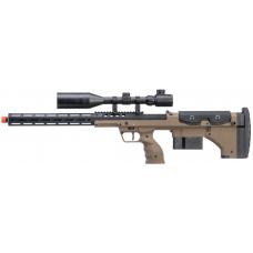"""Silverback Desert Tech SRS-A2 22"""" Bolt-Action Rifle (FDE/Right-Hand)"""