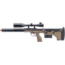 """Silverback Desert Tech SRS-A2 22"""" Bolt-Action Rifle (FDE/Left-Hand)"""