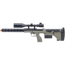 "Silverback Desert Tech SRS-A2 22"" Bolt-Action Rifle (OD/Right-Hand)"